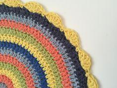 Janet's Crochet Mandala