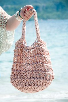 CROCHET PATTERN - Litus Beach Bag Crochet Pattern - PDF Crochet Pattern from joyofmotion on Etsy Studio