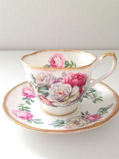Vintage Royal Standard Irish Elegance Pattern by MariasFarmhouse, $35.00