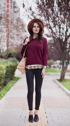 60 Awesome Fall Outfits To Inspire Yourself - Cool Fashion Accessories