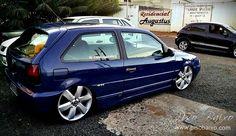 PisoBaixo™: Vw. Gol GTI Vw Gol, Volkswagen Models, Volkswagen Group, Vw Pointer, Top Cars, Car Tuning, Vw Passat, Car Wallpapers, Car Manufacturers