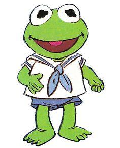 Baby Kermit - Muppet Wiki