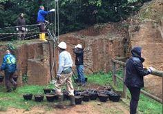 PIOMBINO. Prima giornata dell'iniziativa #SuLemanichePerBaratti dedicata al ripristino dell'area del parco archeologico di Baratti Populonia a seguito dell'alluvione delle scorse settimane.  La...