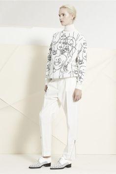 [No.3/36] STELLA McCARTNEY 2014年プレフォールコレクション | Fashionsnap.com