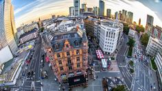 Google Business View in Frankfurt am Main #googlebusinessview #panorama #fotograf Frankfurt, Times Square, Maine, Business, Google, Photography, Travel, Photograph, Viajes