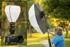 Outdoor Flash Photography Tips with Children and Pets.
