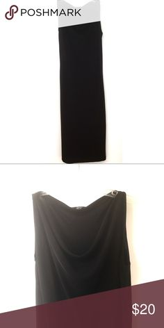 MNG Mango Black Midi Dress Professional and sophisticated black dress from MNG. Perfect for any occasion! Mango Dresses Midi