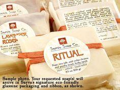 Homemade Soap for Sale   Tea Tree Charcoal Soap - All Natural Handmade Soap - Sarva Soap Co.
