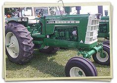 Antique Oliver Tractors