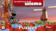 [WISMO PUZZLE] Screenshot 2 Puzzle Games For Android, Free Puzzle Games, Puzzles, Play, Puzzle