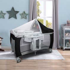 Playpens & Play Yards Graco Contour Electra Travel Cot Bed Playard Free Shipping Up To 15 Kg Colors Elegant Shape