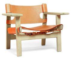 北欧家具:スパニッシュチェア / ボーエ・モーエンセン |北欧家具・雑貨のインテリア通販ショップ - morphica