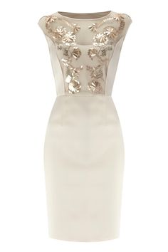 STUNNING. Wedding reception dress! renewal of wedding vows dress! 2nd or 3rd wedding dress???Love, love, love! Red carpet event or uber fancy dining. love!