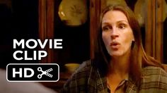 August: Osage County Movie CLIP - Eat Your Fish (2013) - Julia Roberts M...