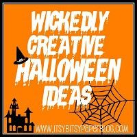 Halloween crafts - Click image to find more DIY & Crafts Pinterest pins