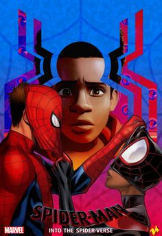Spider Man Into The Spider Verse Another Another Dimension Clip