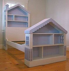I think i might have Braden build a couple of these for Olivia & Penelope
