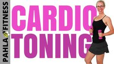 10 Minute Cardio Toning HIIT | Stackable, Fast-Paced + FUN | TOTAL BODY ...