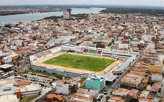 Estádio Adauto Moraes - Juazeiro (BA) - Capacidade: 8 mil - Clubes: Juazeiro e Juazeirense