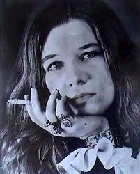 Janis Joplin.