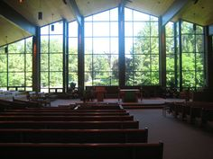 The National Shrine of Cross in the Woods » The New Church
