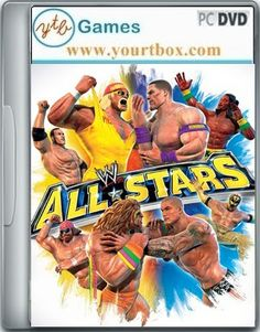 WWE All Stars Wresling Hulk Hogan The Rock Sports Game Sony Playstation 3  in Video Games   Consoles 0f3fc52f3f6