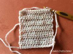 .Linda's Crafty Corner: Crochet Teddy Hand Puppet Pattern
