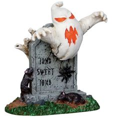Spooky Town Figurines, Spooky Town, Lemax Spooky Town Collectibles - American Sale