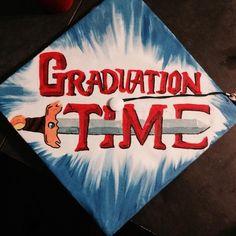 Adventure Time? More like Graduation Time!