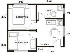 Modelos de planos para casas pequeñas                                                                                                                                                                                 Más