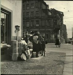 People living their lives in postwar Berlin. By Nina Leen.     None of these photographs come with additional captions, unfortunately. Fro...