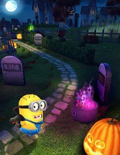 halloween rush game