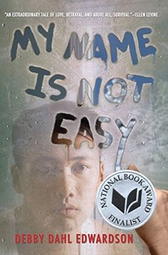 My Name Is Not Easy by Debby Dahl Edwardson http://www.amazon.com/dp/1477816291/ref=cm_sw_r_pi_dp_3yW4ub0MA70QT