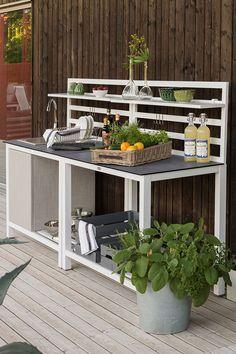 Outdoor Rooms, Outdoor Living, Outdoor Decor, Garden Furniture, Outdoor Furniture Sets, Lounge, Backyard, Patio, Garden Design