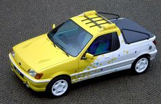 Ford Fiesta pick up