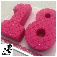 Image result for quilted number cake
