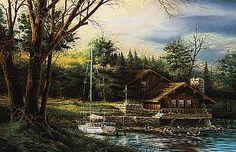 Changing Seasons - Summer - Terry Redlin - World-Wide-Art.com