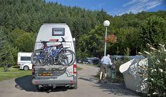 Camper servicestation en milieubewust kamperen   Camping Parc La Clusure in de Belgische Ardennen