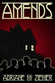 "Available today!! ""Amends"" is set in 1933 and tells the story of seven strangers brought together for a mysterious weekend party. The book was written as if it could have existed in the 1930s and would have made an excellent pre-code film. ""Amends"" shows us that our actions truly do affect others and can have long-reaching consequences, which is as relatable now as it would have been in the 30s. It's a tale of love, deceit, lies, money, and murder. All-in-all, a light, entertaining read."