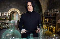libri che passione: Lutto nel cinema: Alain Rickman, Severus Piton ( i...
