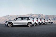 Dit is 'm dan: de Volkswagen Golf VII!   Autonieuws - AutoWeek.nl