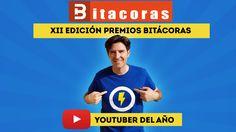 Sin saberlo me han votado para ser el Youtuber del año en los premio Bitácoras 2016, me encuentro en la posición 32 y quedan 2 días para votar :)