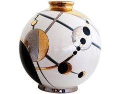 """Collection """"Moon"""", Clotilde D. pour Emaux de Longwy"""