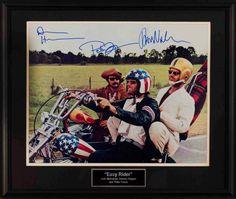 Easy Rider  Jack Nicholson, Dennis Hopper and Peter Fonda