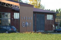 Lepaa Golf Finland, Travel Destinations, Tourism, Garage Doors, Shed, Golf, Outdoor Structures, Culture, Places