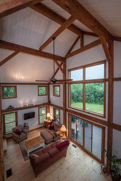 Small barn home Boul
