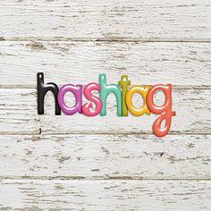 FREE Harper Finch: Friday Freebie: #hashtag