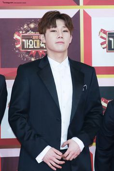 20161229 KBS Gayo Daechukje Red Carpet #INFINITE #SungKyu
