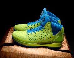The Adidas D Rose 3 Basketball Shoes Are Vibrantly Nostalgic #design trendhunter.com