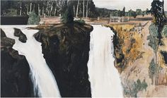 Mamma Andersson Cry, 2008 Oil on panel, 72 x 28 x Contemporary Landscape, Contemporary Paintings, Landscape Art, Landscape Paintings, Landscape Photography, Art Photography, Thing 1, Environmental Art, Photo Projects